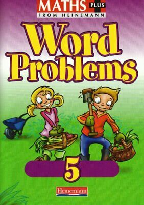 Maths Plus Word Problems 5: Pupil Book by Frobisher, L.J. Paperback Book The