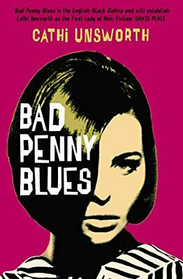 Bad Penny Blues by Unsworth, Cathi Paperback Book The Cheap Fast Free Post