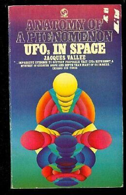 Anatomy of a Phenomenon by Vallee, Jacques Paperback Book The Cheap Fast Free