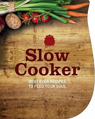 Slow Cooker Recipe Book by Parragon Book The Cheap Fast Free Post