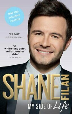 My Side of Life: The Autobiography by Filan, Shane Book The Cheap Fast Free Post