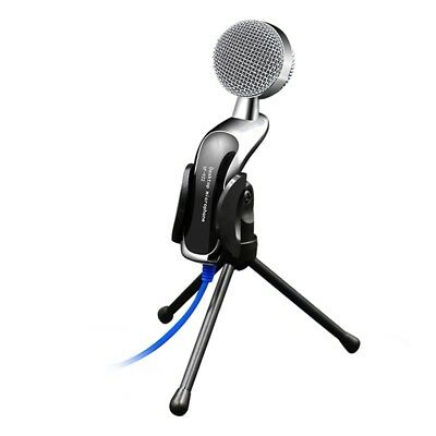 SF-922B Professional Sound USB Condenser Microphone Podcast Studio For PC LaF7D1