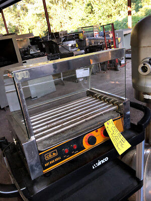 Used Hot Dog Roller Grill