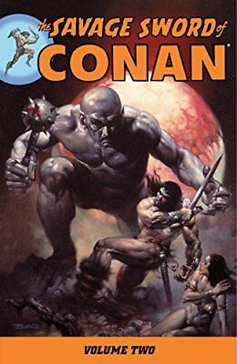 The Savage Sword of Conan, Vol. 2 (v. 2)