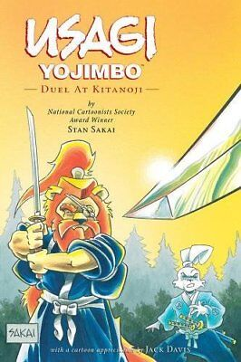 Duel At Kitanoji (Usagi Yojimbo, book 17) (v. 17)