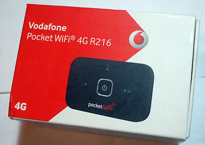 Vodafone Huawei 4G wireless Wi-Fi internet pocket modem - new/unsealed - posted