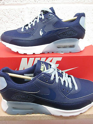 new concept d93a9 9e572 Nike Femmes Air Max 90 Ultra Essentiel Baskets 724981 402 Baskets