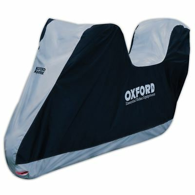 Oxford Aquatex Large Motorcycle & Top Box Cover