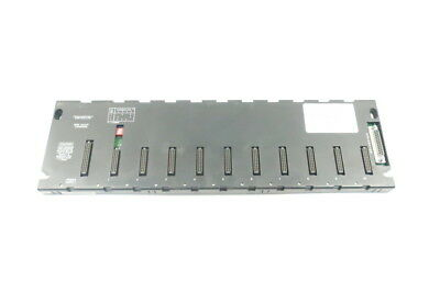 Ge Fanuc IC693CH392D Base 10-slot Expansion Chassis Rack