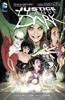 Justice League Dark Vol. 1 by Mikel Janin 9781401237042 (Paperback, 2012)