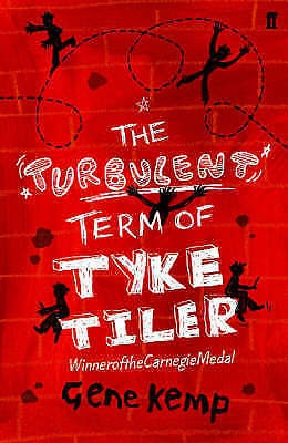 The Turbulent Term of Tyke Tiler, Gene Kemp, Very Good condition, Book
