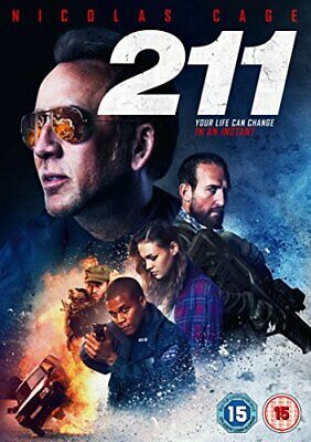 211 [DVD] [2018] - DVD  PHVG The Cheap Fast Free Post