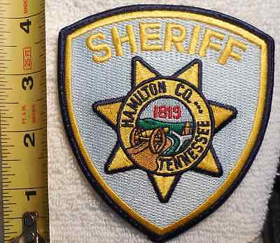 Hamilton County Tennessee Sheriff Patch (Highway Patrol, Fire, State Police)