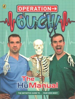 Operation Ouch!: The HuManual by Puffin 9780141375977 (Hardback, 2017)