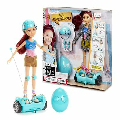 New Project Mc2 Camryn's RC Hoverboard Doll Set Remote Control Netflix Official