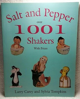 Salt and Pepper over 1001 Shakers by Larry Carey and Sylvia Tompkins (1997)