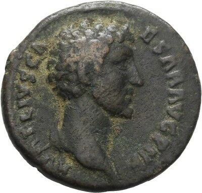 Lanz Roman Empire Marcus Aurelius Caesar As Rome Pietas Child Bronze §tel1047