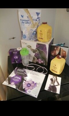 Forever Living C9 Pack- Vanilla NEXT DAY DELIVERY BY UPS ORDER BEFORE 12.00AM