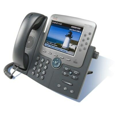 Cisco Unified 7975G IP Phone VOIP ** BRAND NEW in box **