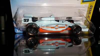 Hot Wheels 2018  Legends Of Speed   #5/10  Indy 500 Oval