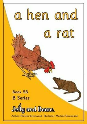 A Hen and a Rat (B Series 5-10) by Greenwood, Marlene Paperback Book The Cheap