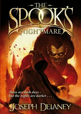 The Spook's Nightmare: Book 7 (The Wardstone Chr... by Delaney, Joseph Paperback