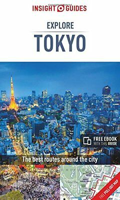 Insight Guides Explore Tokyo (Insight Explore Guides) by Guides, Insight Book