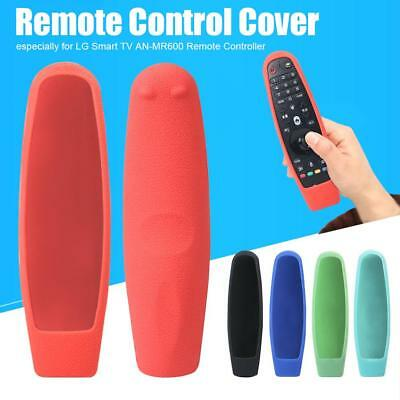Shockproof Silicone Remote Control Case Cover For LG Smart TV AN-MR600 650