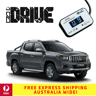 iDRIVE Sprint Throttle Controller to suit LDV T60 models from 2017 Onwards