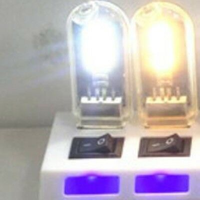 Stylish USB Night Light Mini LED Lamp Keyboard Computer Desk Lamps Outdoor