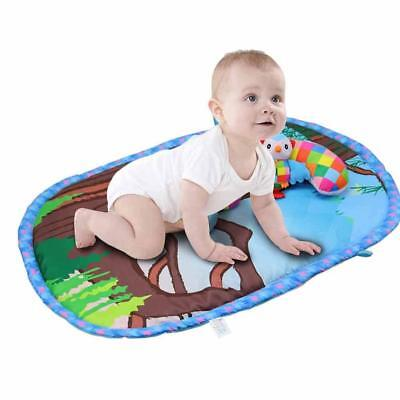Safe New Early Education Game Pad Crawling Soft Sleep Mat For 0-2 Years Old Baby