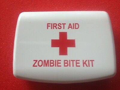 "First Aid Kit ""Zombie Outbreak Response Team"""