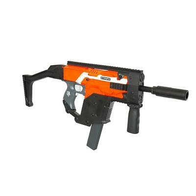 Worker Mod Kriss Vector Style Body Cover for Nerf Stryfe Toy Black TOP UP