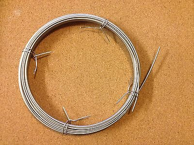 Titanium wire 1.6mm CP Grade 2 Annealed Jewellery TIG Weld Electroplating Anode