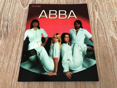 ABBA - A Life In Pictures 2012 UK