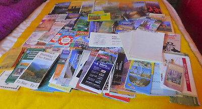 65 + Vintage Maps Brochures USA WIND RIVER TRAILS FINIS MITCHELL