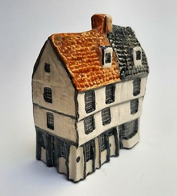 Tey Pottery Handcrafted Friars House Cambridge Decorative Miniature
