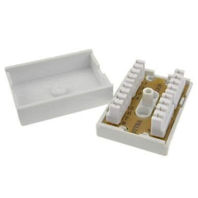 BT78A 4 Pair (8wire) BT Telephone IDC Terminal Block Coupler Connection Unit 78A