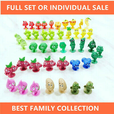 Coles Minis - Coles Fresh Stikeez Little Shop Collectables Individual Sale