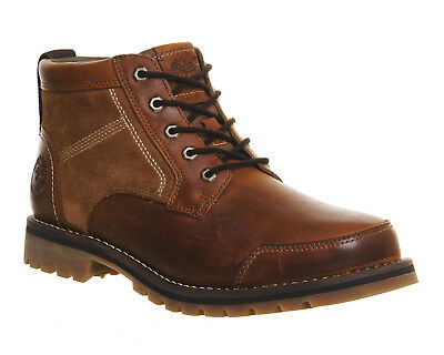 157950ec66fad Mens Timberland Tan Leather Lace Up Ankle Boots UK Size 7 *Ex Display