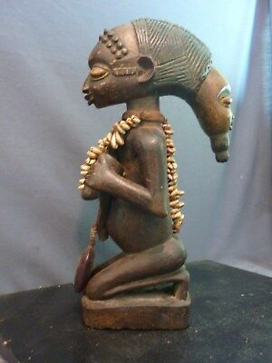 Lot 87,  Eshu / Elegua with 2 Faces. Yoruba / Nigeria / Santeria