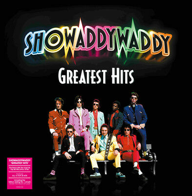 "Showaddywaddy : Greatest Hits VINYL 12"" Album (2018) ***NEW*** Amazing Value"