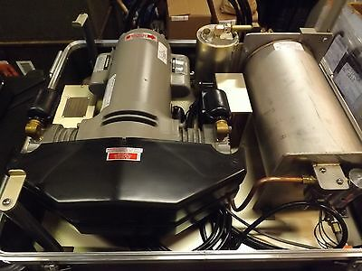 "Dental Air Compressor-Dehydrator ""unused, Surplus"""