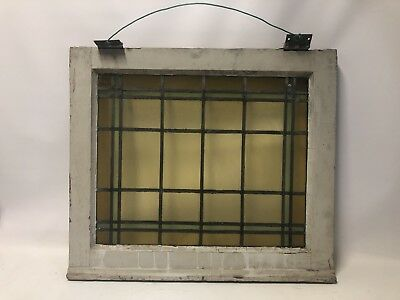 Beautiful Vintage stained glass window