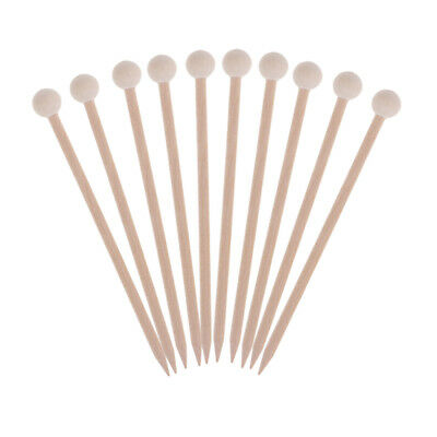 10pcs Chinese Hair Sticks Long Hair Chopsticks Bun Holder DIY Hair Jewelry