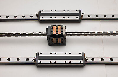JAPANESE THK slide 88cm long with NSK screw  X Y AXIS CNC Project