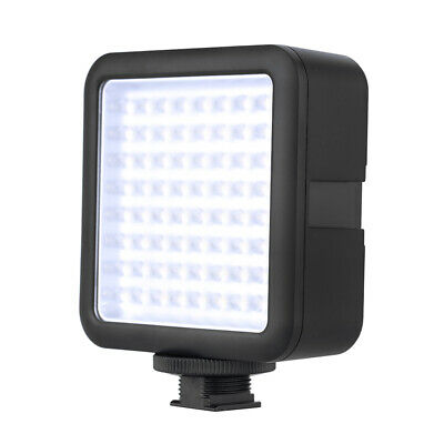 Godox  64 LED Video Light Fill in Photography Lamp for DSLR Camera Camcorder DV