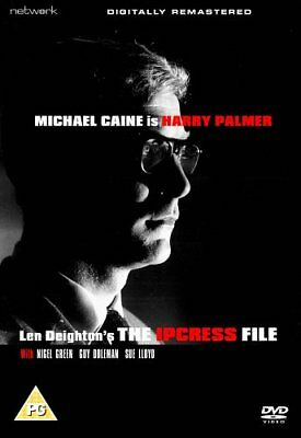 The Ipcress File [DVD] -  CD V8VG The Fast Free Shipping
