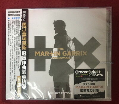 Martin Garrix The Collection Deluxe Edition Taiwan CD w/OBI (Japan only Edition)