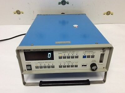 RION Particle Counter model KC-03 test equipment